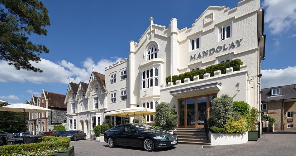 Image 1: Mandolay Hotel