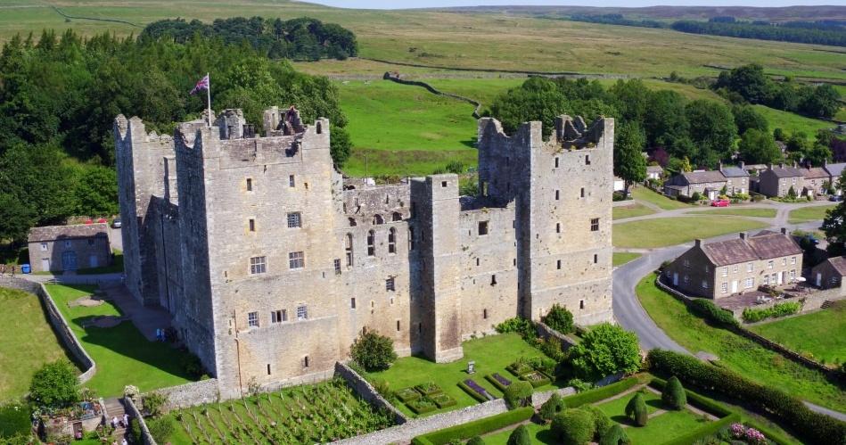 Image 1: Bolton Castle