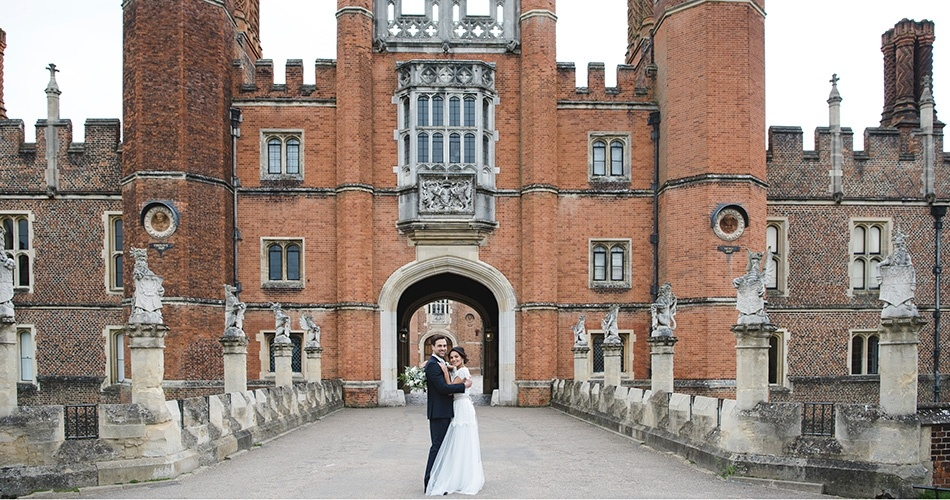 Image 1: Hampton Court Palace
