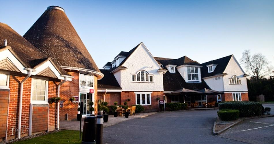 Image 1: Mercure Tunbridge Wells Hotel