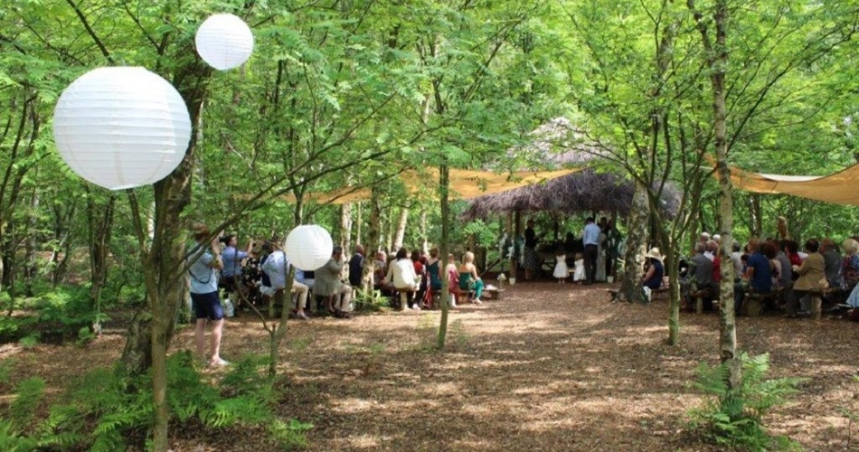 Image 1: Cheshire Woodland Weddings