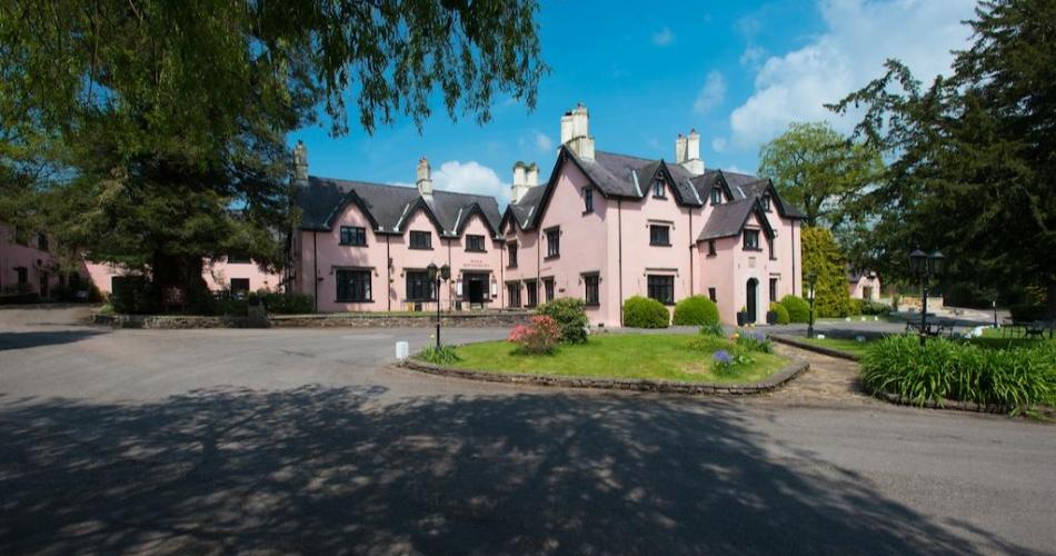 Image 1: Cwrt Bleddyn Hotel and Spa