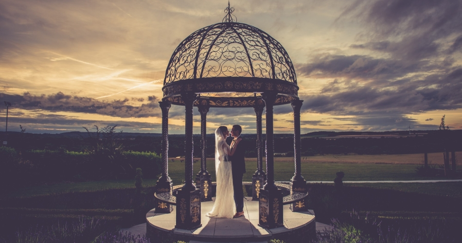 Image 1: Goosedale – Luxury Wedding Venue