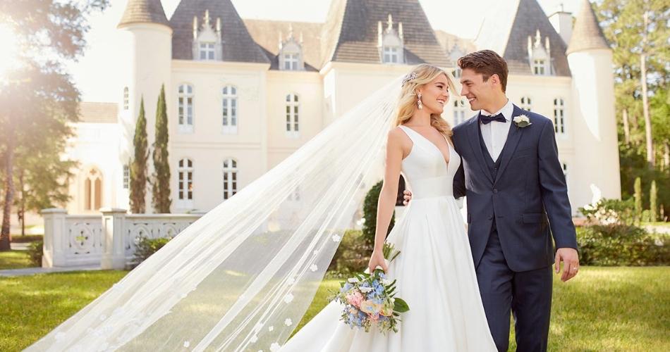 Image 1: Bridal Gowns at Jodi Ltd