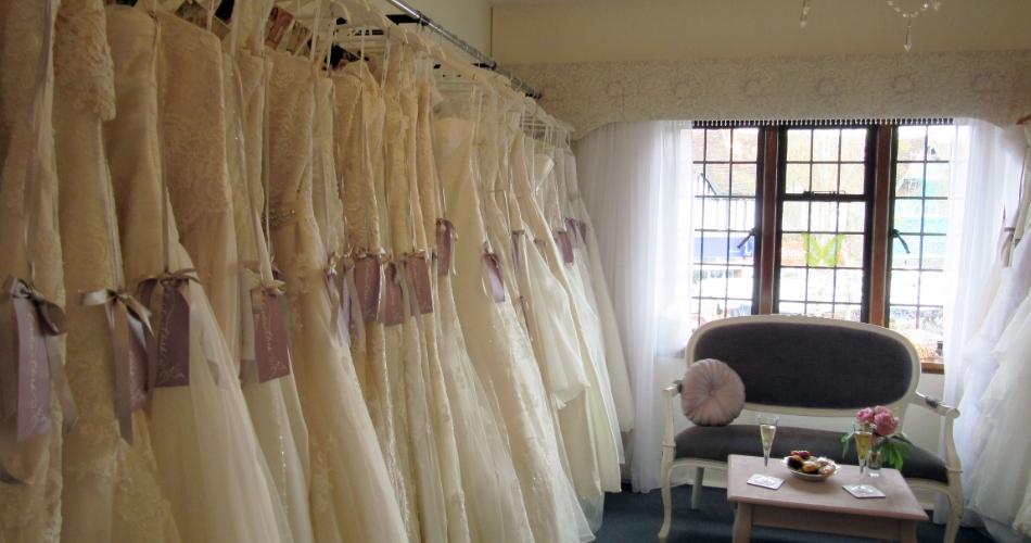 Image 1: Caroline Clark Bridal Boutique