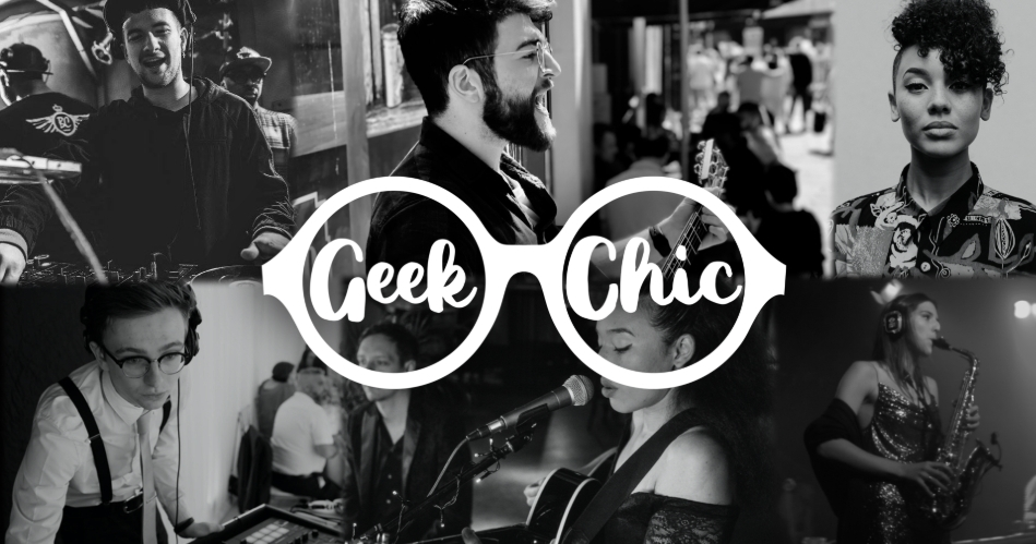 Image 1: Geek Chic Events