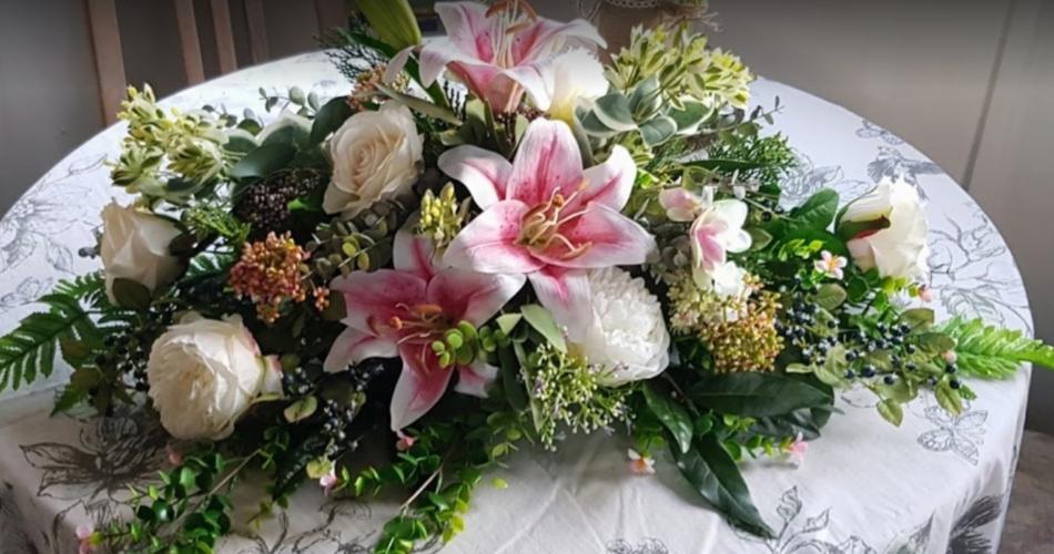 Image 1: Hedge Rose Floral Design