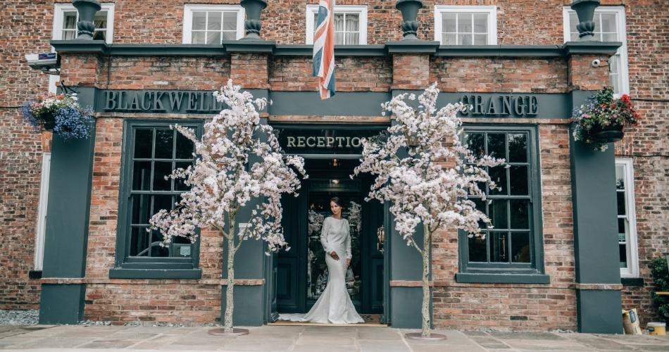 Image 1: Blackwell Grange Hotel