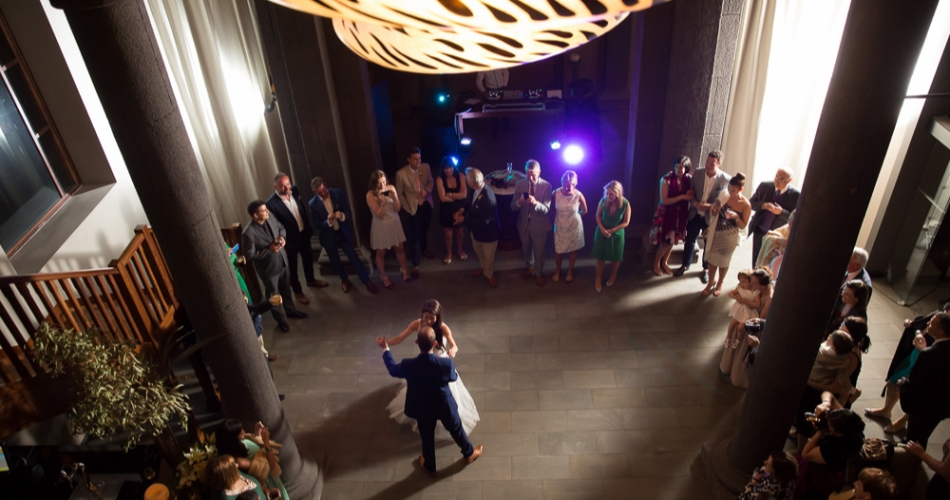 Image 1: First Dance