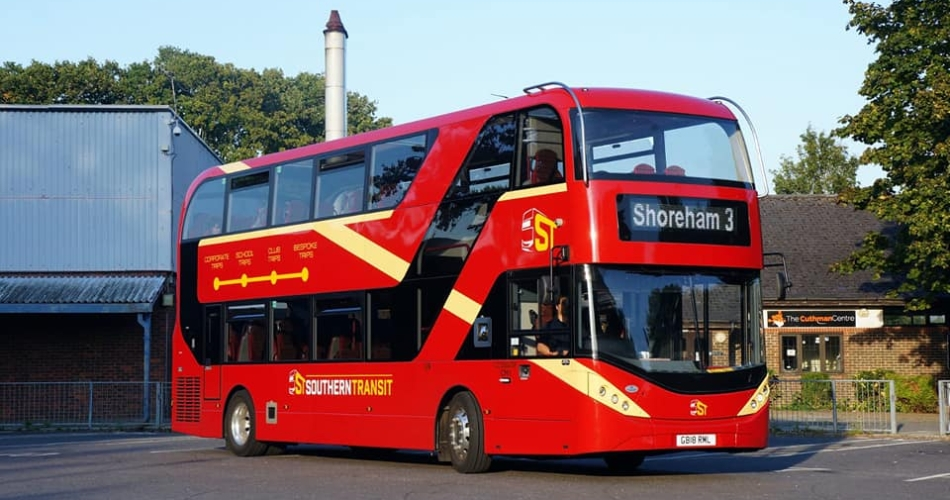 Image 1: Southern Transit Bus Company Ltd