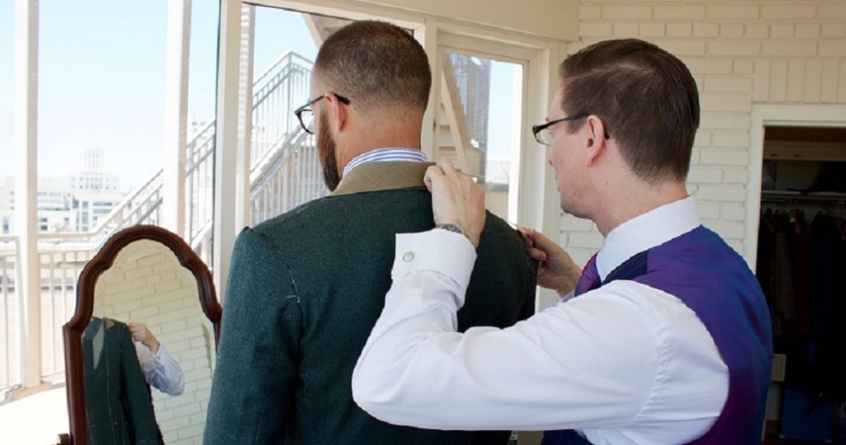 Image 1: Steed Bespoke Tailors of Savile Row