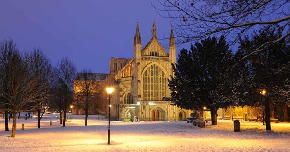 Image 1: Winchester Cathedral