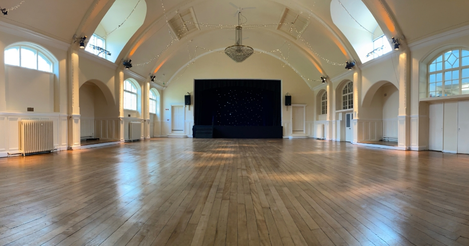 Image 1: The Bowdon Rooms