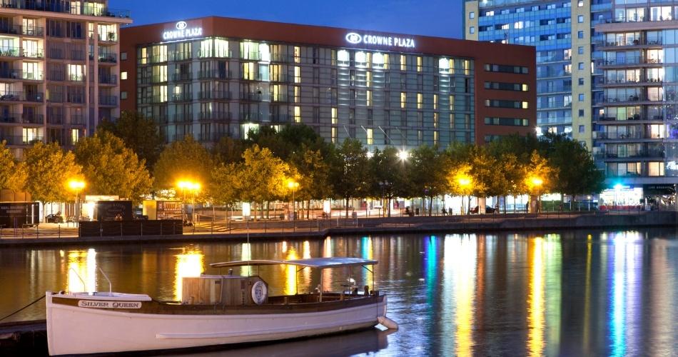 Image 1: Crowne Plaza Docklands