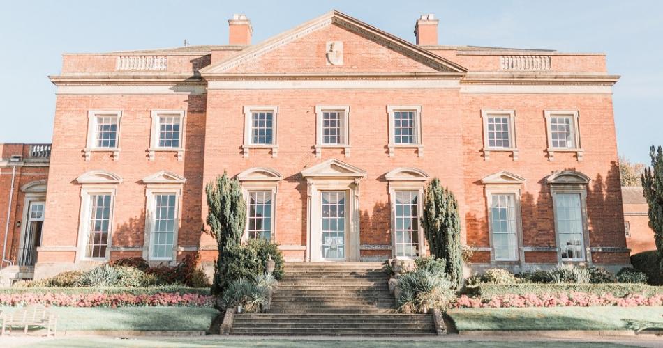 Image 1: Kelmarsh Hall