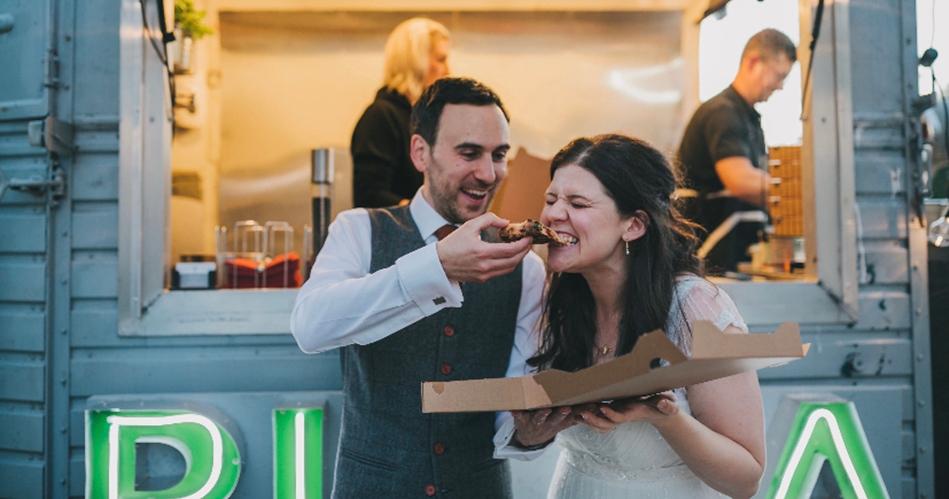 Image 1: The Wedding Pizza Company