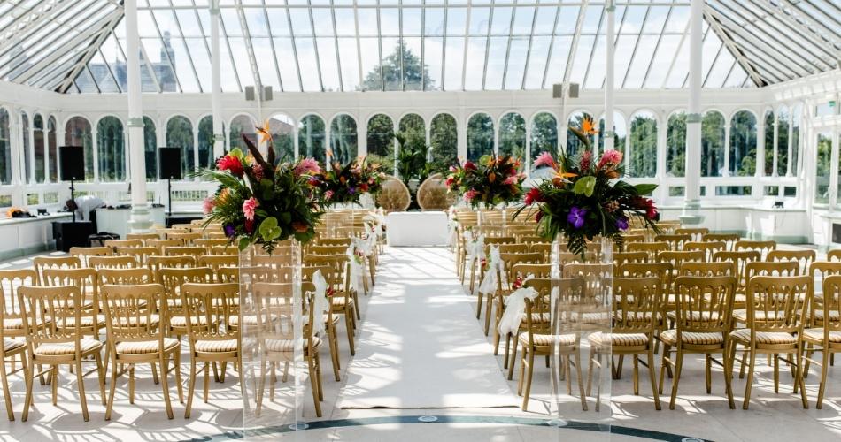 Image 1: The Isla Gladstone Conservatory