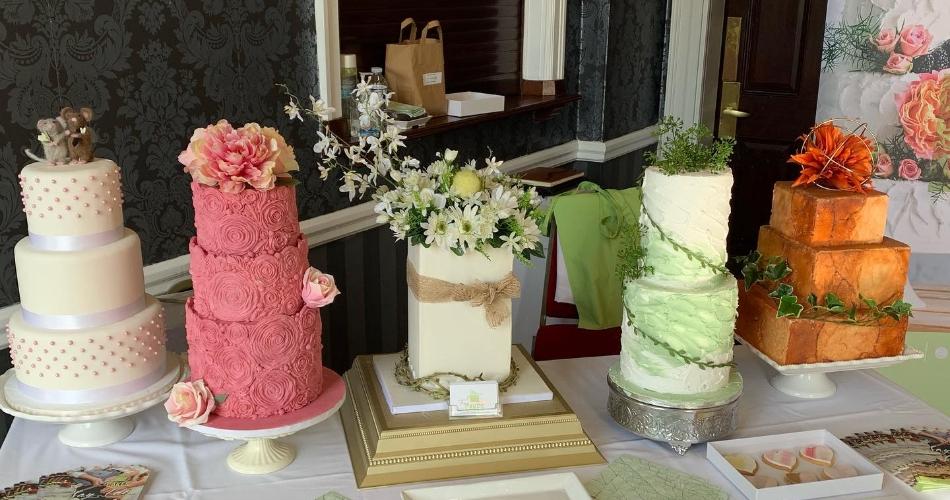 Image 1: Tree House Cakes