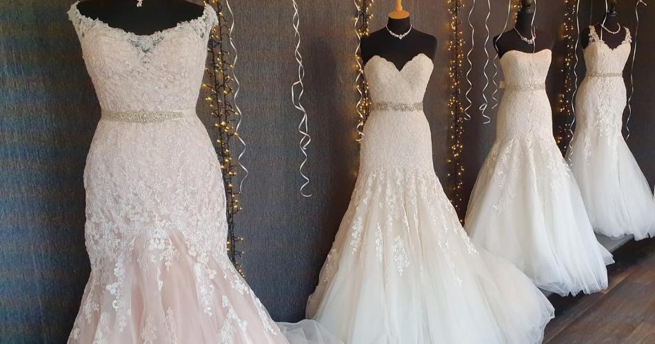 Image 1: Tiara & Tails Bridal Boutique