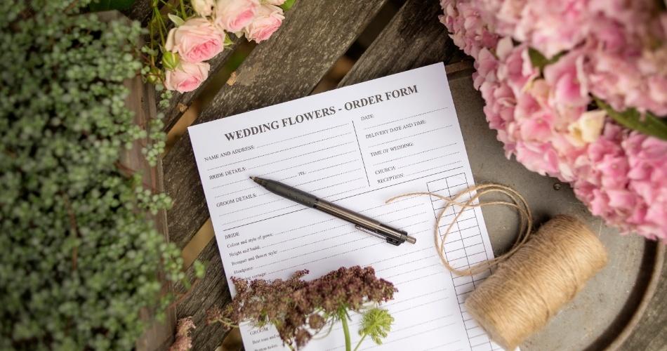 Image 1: The English Garden Florist