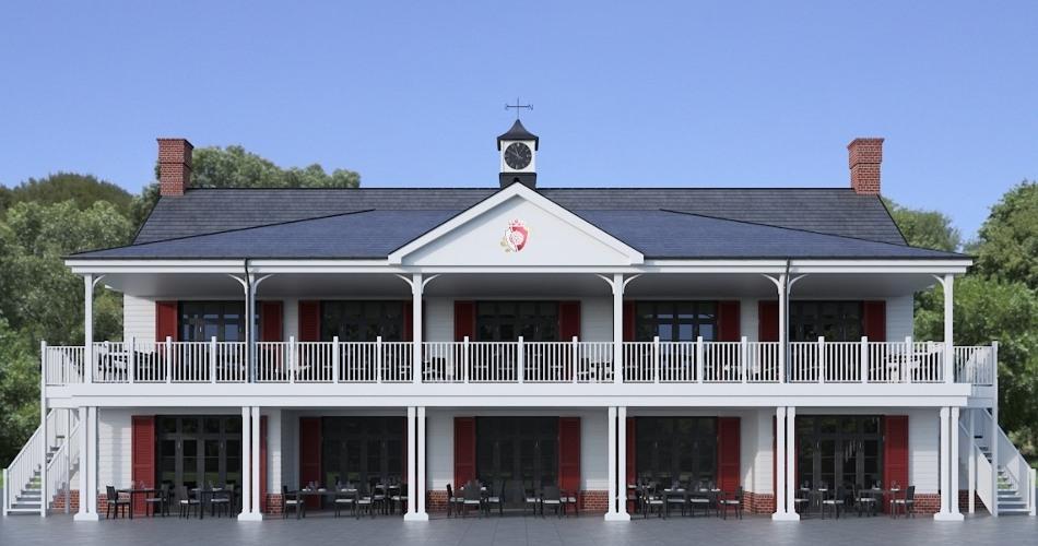 Image 1: BOSC Cricket Pavilion