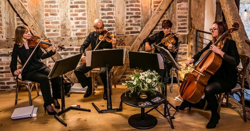 Image 1: Capriccio Quartet