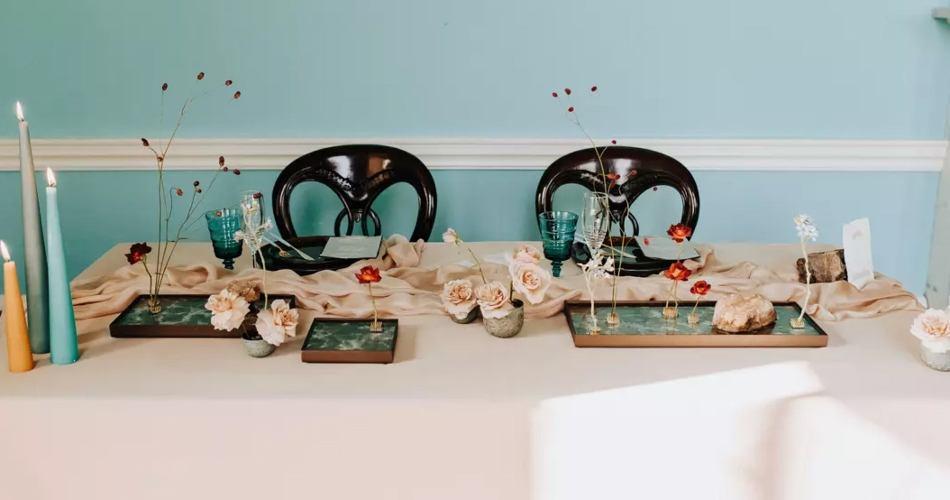 Image 1: Gaia Bespoke Linen & Furniture Hire