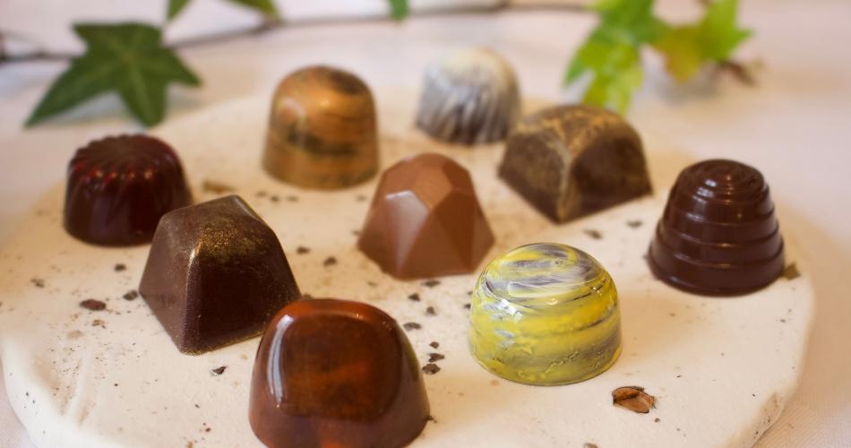 Image 1: Andrew King Chocolates