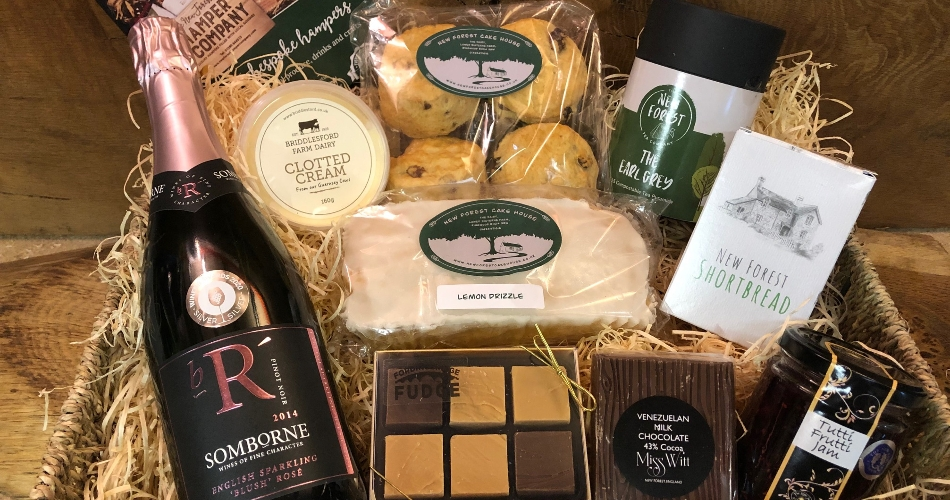 Image 1: The New Forest Hamper Company