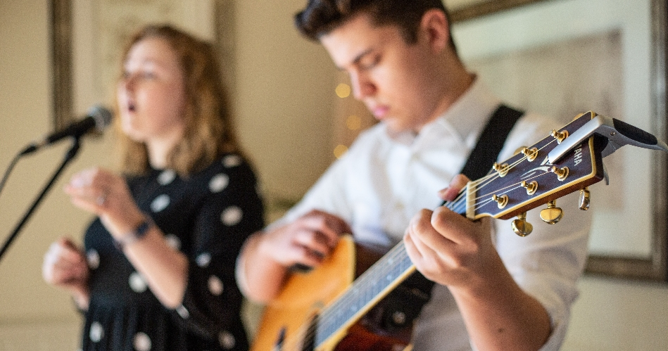 Image 2: Becky and Josh Duo