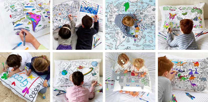 Creative kids bedding