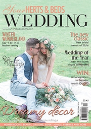 Your Herts and Beds Wedding - Issue 53