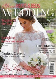 Your Herts and Beds Wedding - Issue 54