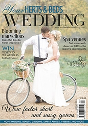 Your Herts and Beds Wedding - Issue 55