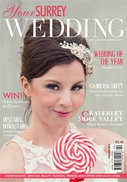 Your Surrey Wedding - Issue 57