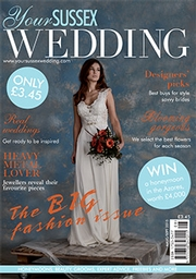Your Sussex Wedding - Issue 56