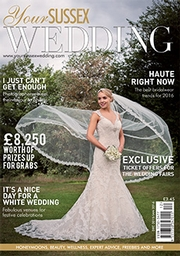 Your Sussex Wedding - Issue 58