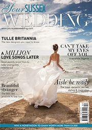Your Sussex Wedding - Issue 59