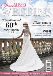 Your Sussex Wedding - Issue 60