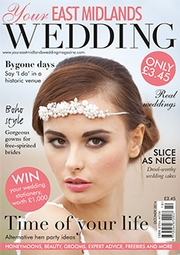 Your East Midlands Wedding - Issue 4