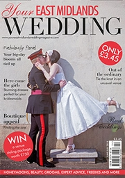 Your East Midlands Wedding - Issue 8