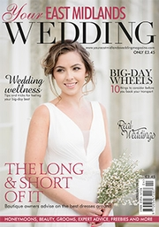 Your East Midlands Wedding - Issue 13
