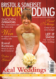 Your Bristol and Somerset Wedding - Issue 8
