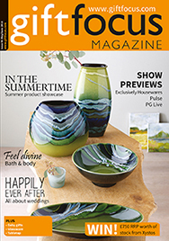 Issue 95 of Gift Focus magazine