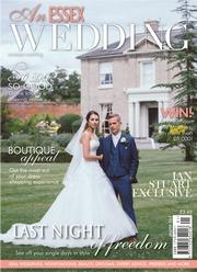 An Essex Wedding - Issue 72