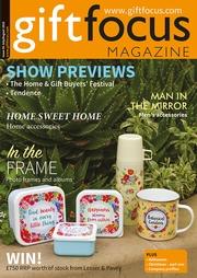Issue 96 of Gift Focus magazine