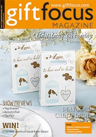 Issue 97 of Gift Focus magazine