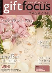 Issue 98 of Gift Focus magazine