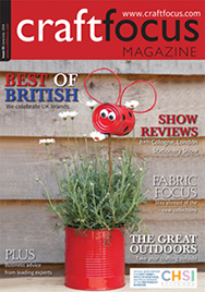 Issue 55 of Craft Focus magazine