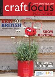 Issue 55 of Craft Focus magazine